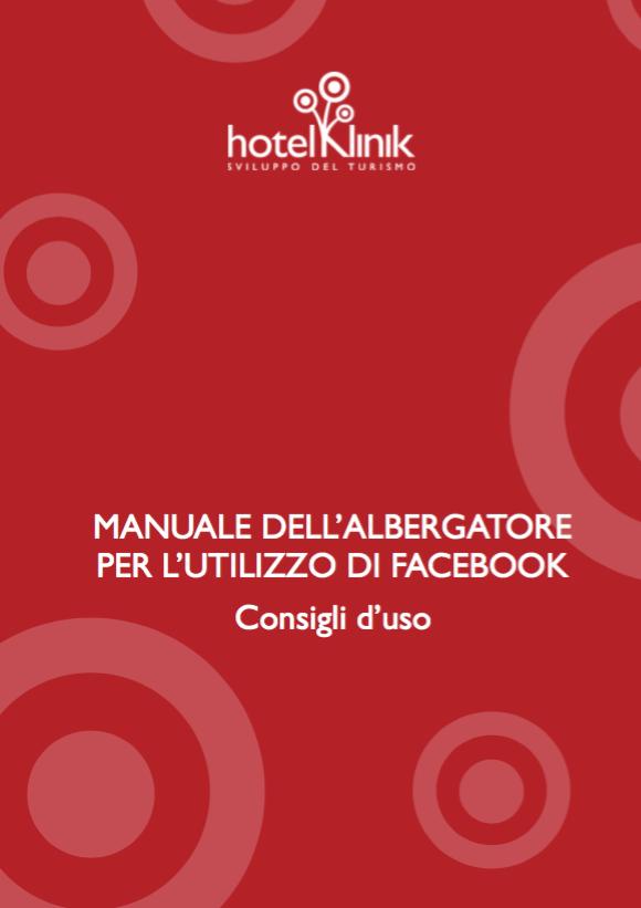 manuale dell'albergatore per Facebook Hotel Klinik