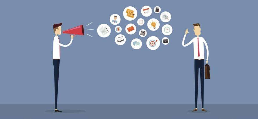 consulente alla vendita e barriere della comunicazione