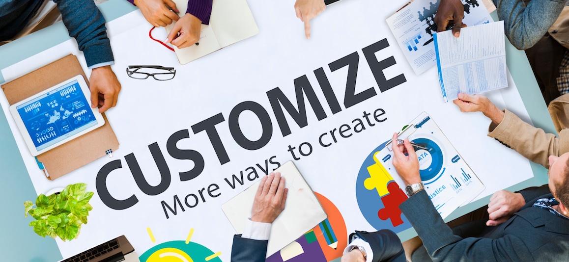 personalizzazione: il nostro cliente vuole sentirsi speciale