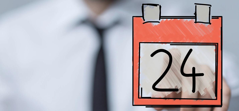 il calendario editoriale: come si struttura in 3 brevi e semplici punti