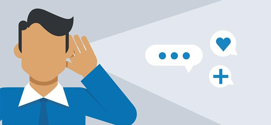 per essere un buon venditore devi saper ascoltare