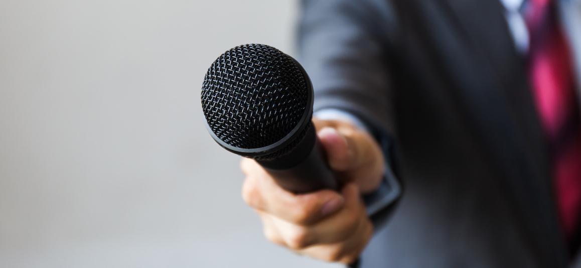 elementi di public speaking