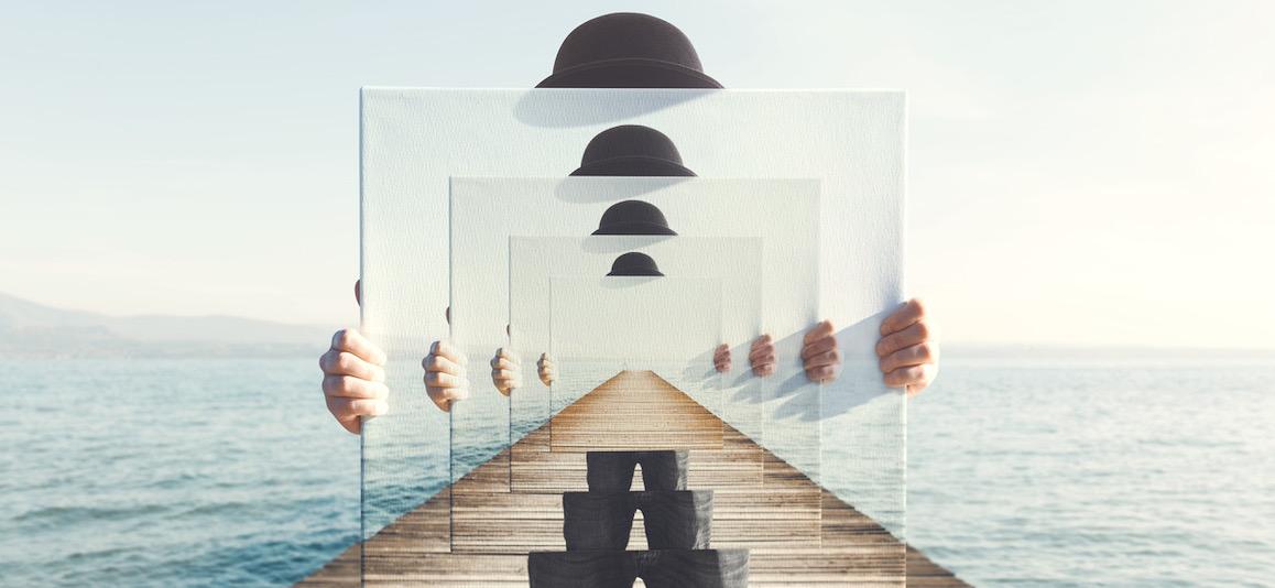sai guardarti allo specchio?